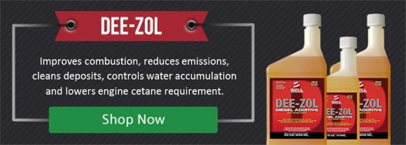 Shop Now for Dee-Zol Diesel Additive