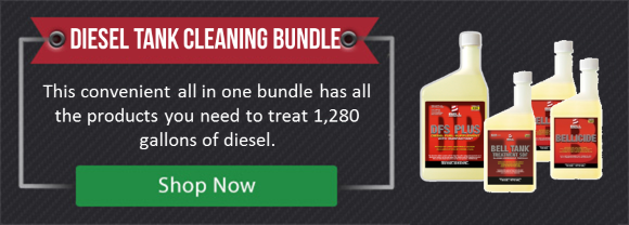 Buy the Ultimate Diesel Tank Cleaning Bundle