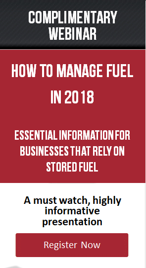 Register for the How to Manage Fuel Webinar