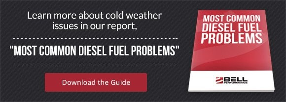 the most common diesel fuel problems