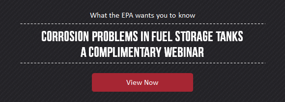 Corrosion Problems in Fuel Storage Tanks Webinar