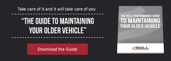 maintaining your older vehicle