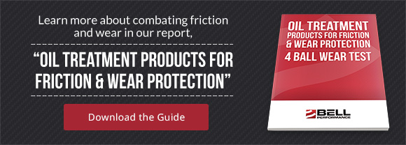 Oil Treatment Products for Friction & Wear Protection
