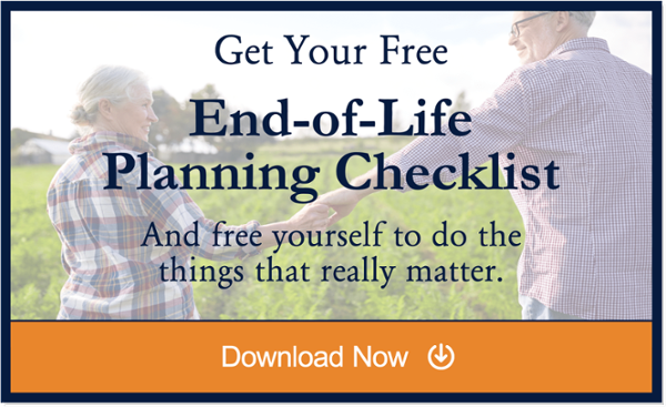 End-of-Life Planning Checklist