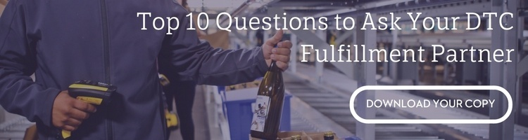 Top 10 Questions to Ask Your DTC Fulfillment Partner: Download Your Copy