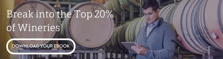 Break into the Top 20% of Wineries. Download Your eBook.