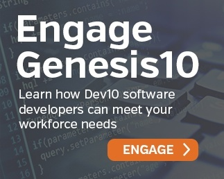 Engage Genesis10 with Dev10