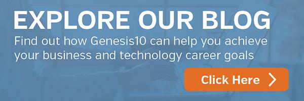 Explore the Genesis10 Blog