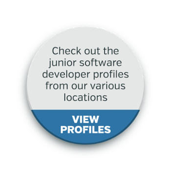 Check out the junior software developer profiles from our various locations. View Profiles