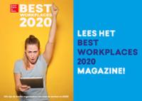 Bekijk het Best Workplaces 2020 magazine!
