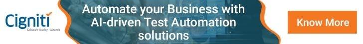 Test Automation Services - Cigniti Technologies