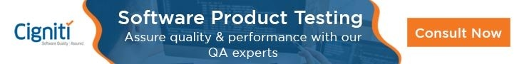 Software Product Testing services - Cigniti Technologies