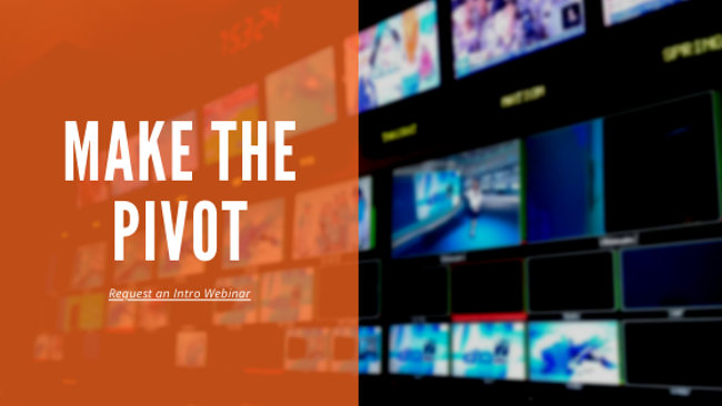 Make the pivot to an AV as a Service sales model call to action graphic