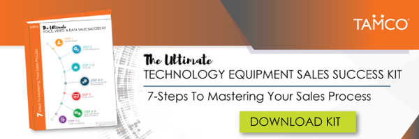 Business Technology Equipment Sales Success Kit