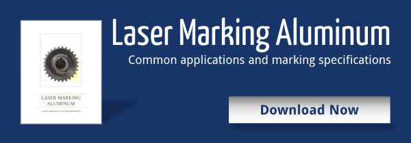 Download the Laser Marking Aluminum Whitepaper