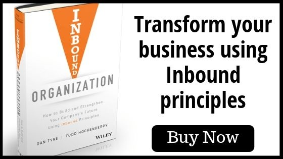 Buy Inbound Organization Now