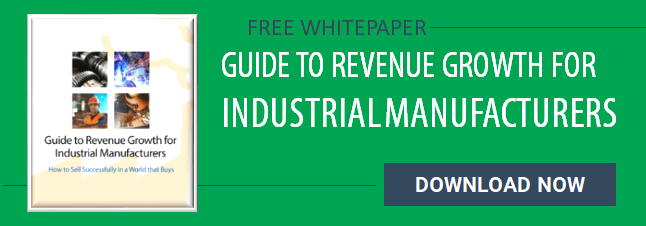 Industrial Manufacturers: Grow Your Revenue in 2016 and Beyond