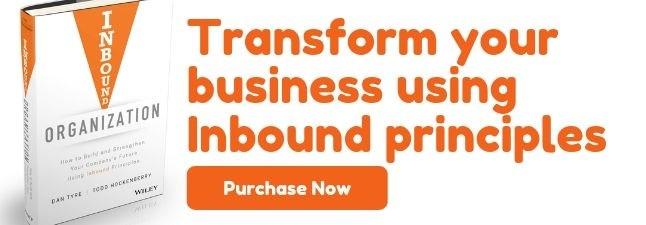 Purchase the book Inbound Organization
