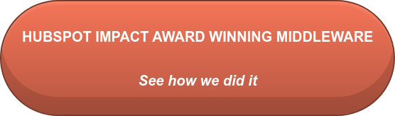 HUBSPOT IMPACT AWARD WINNING MIDDLEWARE   See how we did it