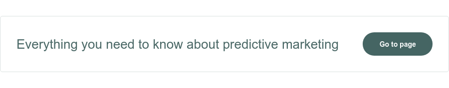 Everything you need to know about predictive marketing  Go to page