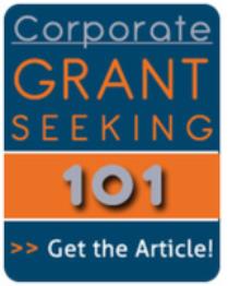 Corporate Grant Seeking