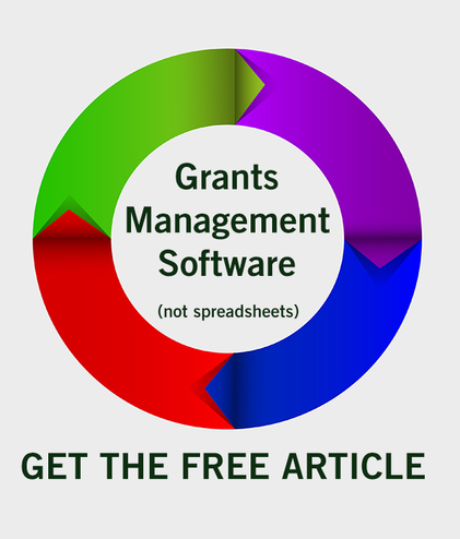 Grants management software allows for complete grant award management that spreadsheets like Excel cannot provide
