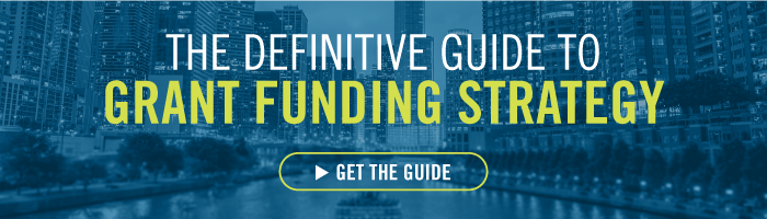 Building a Grant Funding Strategy for Cities and Counties