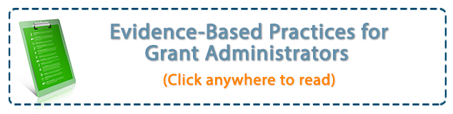 Evidence-Based Practices for Local Governments, States, Tribes, and Grant Administrators