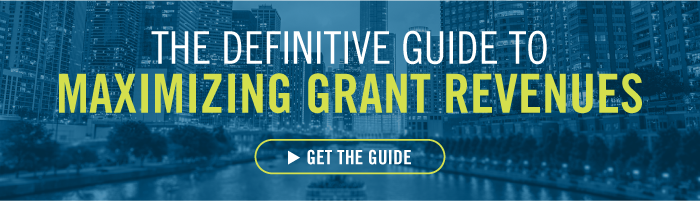 Maximize Your Grant Revenues