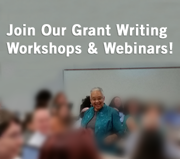 Grant Writing Workshops and Webinars