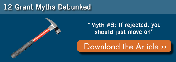 12 Grant Myths Debunked