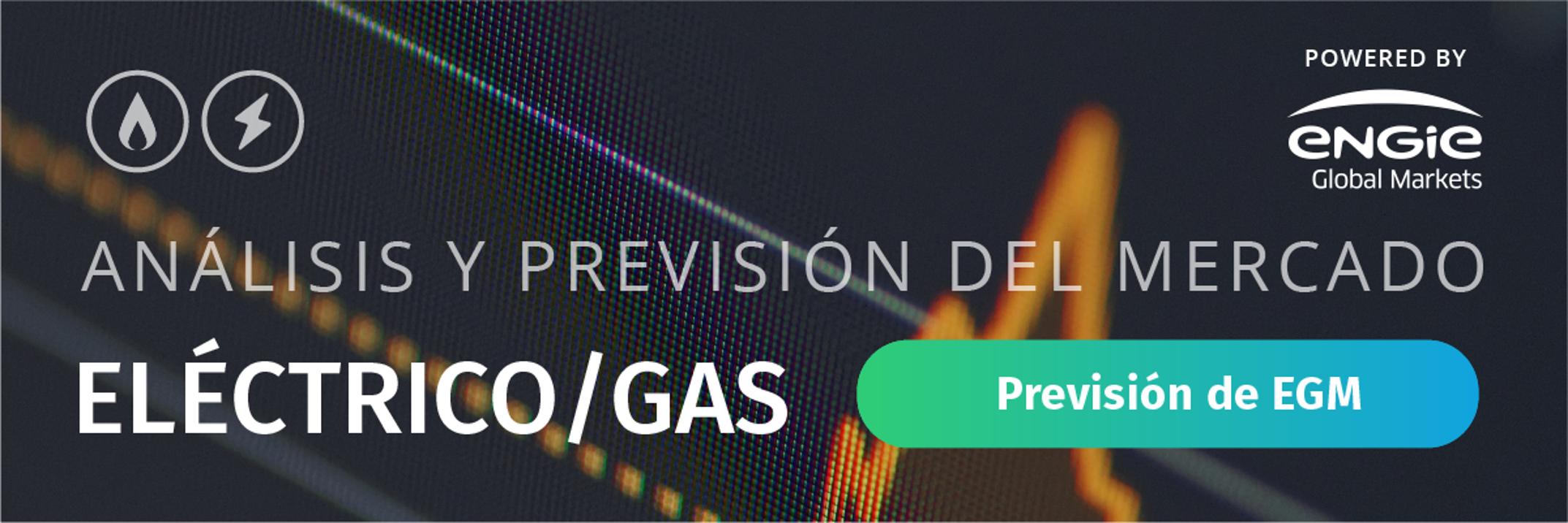 Análisis y previsión del mercado eléctrico y gas Engie Global Markets