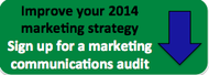 Marketing communications audit