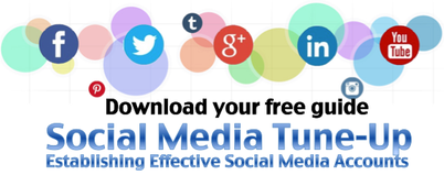 Download your social media tune-up guide