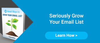 seriously grow your email list