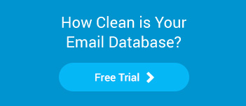 how clean is your email database