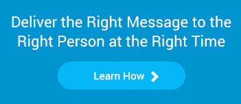 deliver the right message to the right person at the right time