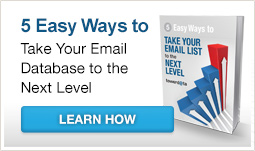 Free eBook: 5 Easy Ways to Take Your Email List to the Next Level