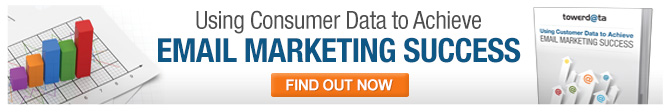 using customer data for email marketing success
