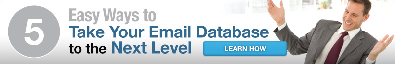 5 Easy Ways to Take Your Email List to the Next Level - Click here to download!