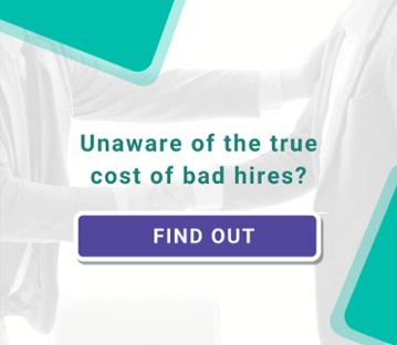 Recruitment via HirePay   How to avoid bad hires