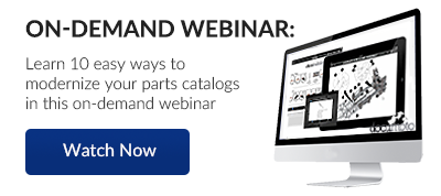 Webinar - 10 easy ways to bring parts books into the 21st century