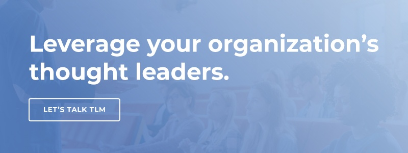 Leverage-your-organization's-thought-leaders - Contact Us