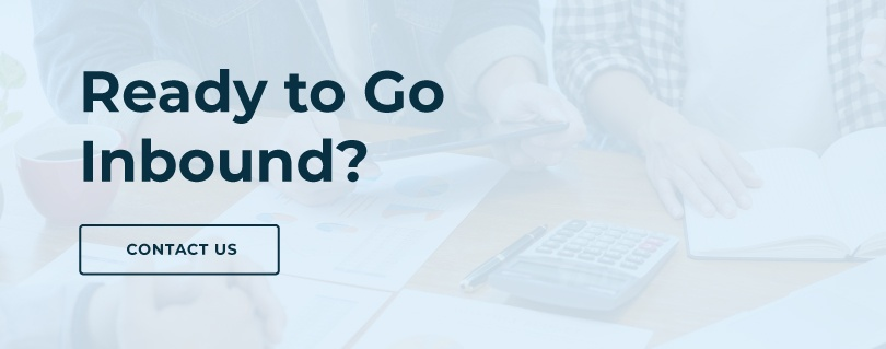 Ready to Go Inbound? Contact us