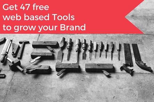 GET THE BEST FREE TOOLS TO GROW
