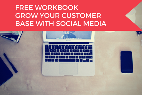 Free workbook grow with social media