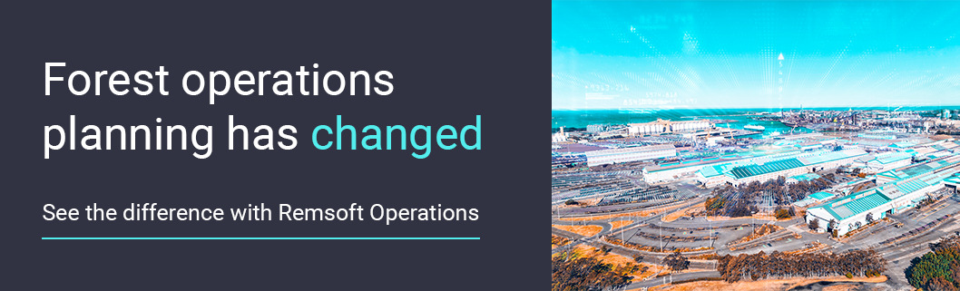 Forest operations planning has changed. See the difference with Remsoft Operations.
