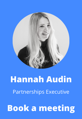 book a meeting with Hannah Audin