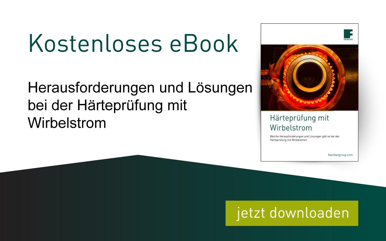 Kostenloses eBook zu den Herausforderungen in der Härteprüfung