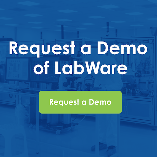 Request a Demo of LabWare SaaS LIMS